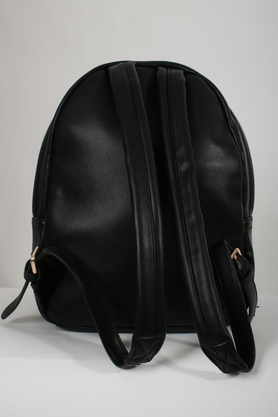 0d20ce729a891 Modny czarny plecak marki ice z ekologicznej skóry | sklep ...