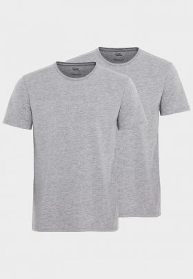 2 pack t-shirt 4007109A7106 CAMEL ACTIVE